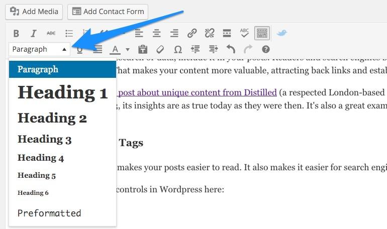 内容写作标题选择