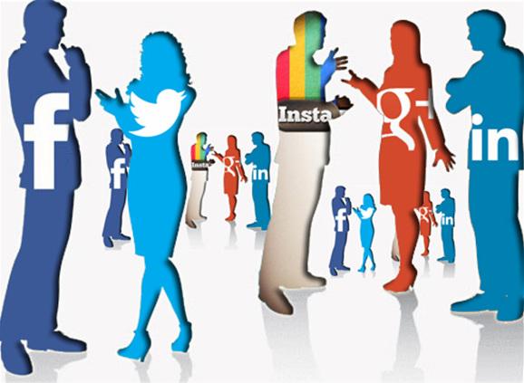 国外常用的8个社交网站