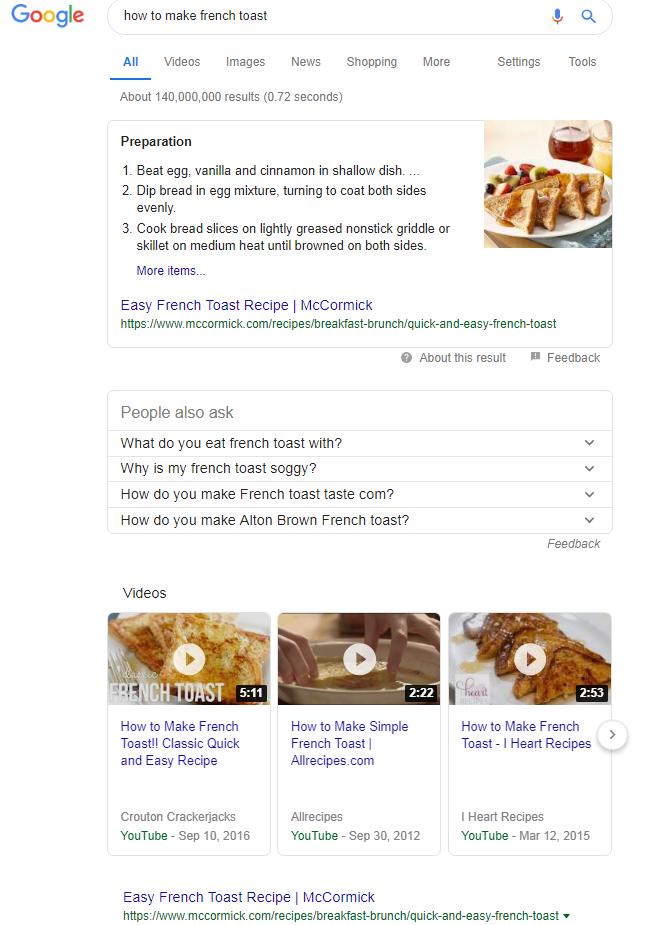 如何制作法式吐司