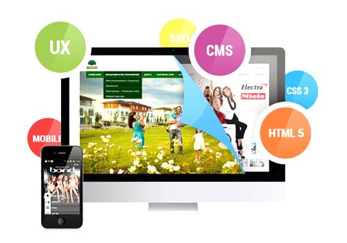 聚米网络外贸网站设计技巧